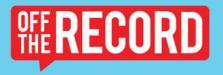 Sutton Off the Record Services logo